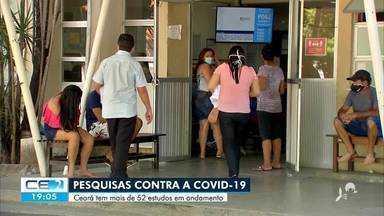 Ceará tem mais de 52 estudos sobre covid-19 em andamento - Saiba mais em: g1.com.br