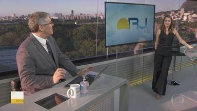 Bom Dia Rio - Edição de quinta-feira, 06/08/2020 - As primeiras notícias do Rio de Janeiro, apresentadas por Flávio Fachel, com prestação de serviço, boletins de trânsito e previsão do tempo.