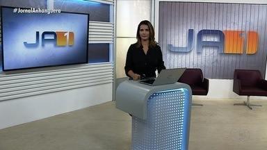 Veja os destaques do Jornal Anhanguera 1ª desta quinta-feira (6) - Segundo dia de testagem em massa para a Covid-19 em Goiânia, é um dos destaques desta edição.