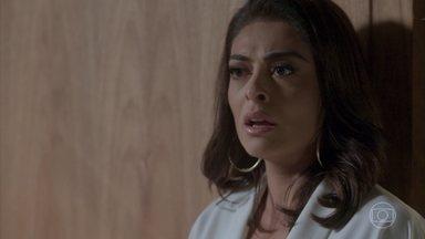 Carolina se preocupa quando lê sobre tiro dado em Arthur - undefined