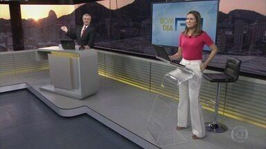 Bom Dia Rio - Edição de sexta-feira, 07/08/2020 - As primeiras notícias do Rio de Janeiro, apresentadas por Flávio Fachel, com prestação de serviço, boletins de trânsito e previsão do tempo.