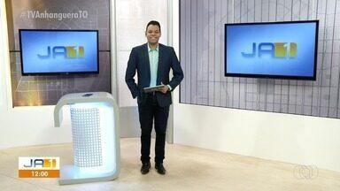 Confira os destaques do JA1 desta sexta-feira (7) - Confira os destaques do JA1 desta sexta-feira (7)