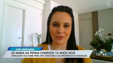 Lei Maria da Pena completa 14 anos - Denúncias de violência doméstica voltaram a subir.
