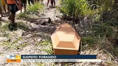 Polícia Civil descarta que indígena Ka'apor tenha sido morto por traficantes - Suspeito de cometer o crime está foragido.