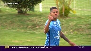 Goiás conta com reforço estrangeiro para Série A - Após perder Michael, Esmeraldino se reforçou fora do país