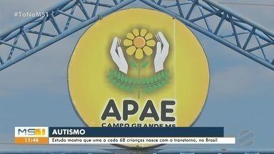 Projeto em Campo Grande quer ajudar a identificar bebês com autismo - Projeto em Campo Grande quer ajudar a identificar bebês com autismo