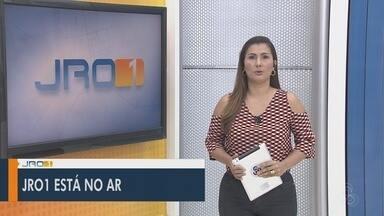Confira a íntegra do JRO1 desta sexta-feira, 07 de Agosto - Telejornal é apresentado por Yonara Werri.