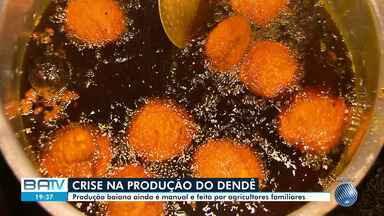 Entenda porquê a produção do azeite de dendê na Bahia está em crise - Confira.