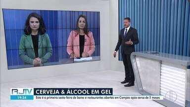 Veja a íntegra do RJ2 desta sexta-feira, 07/08/2020 - O RJ2 traz as principais notícias das cidades do interior do Rio.