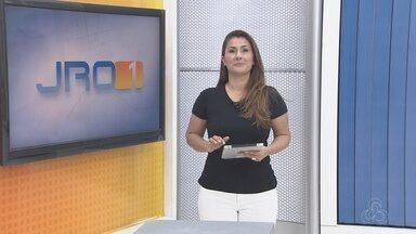 Confira a íntegra do JRO1 deste sábado, 08 de Agosto - Telejornal é apresentado por Yonara Werri.