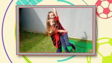 Golaço EE - Crianças reproduzem gols dos ídolos - Golaço EE - Crianças reproduzem gols dos ídolos