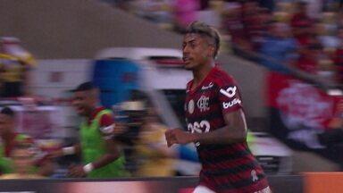 Top 10 do Brasileirão: Bruno Henrique é o número 1 da lista - Top 10 do Brasileirão: Bruno Henrique é o número 1 da lista