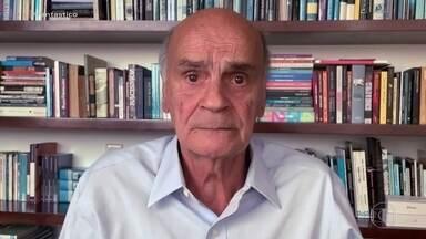 'Andar sem máscara e distanciamento é fazer a epidemia durar muito mais, diz Dr. Drauzio - Doutor Drauzio Varella comenta a triste marca de 100 mil mortos por Covid-19 que o Brasil alcançou esta semana.