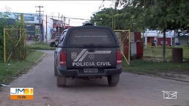 Homens são presos em flagrante tentando arrombar loja em São Luís - Câmera de videomonitoramento ajudou na prisão dos criminosos.