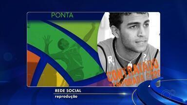 Vôlei de Araçatuba contrata jogadores para a temporada - Vôlei de Araçatuba contrata jogadores para a temporada deste ano.