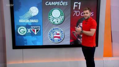 Globo Esporte DF - 10/08/2020 - na íntegra - Globo Esporte DF - 10/08/2020 - na íntegra