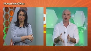Maurício Saraiva comenta a vitória do Inter sobre o Coritiba no Brasileirão - Assista ao vídeo.
