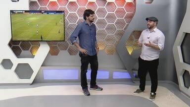 Gabriel Mansur e Thiago Guedes analisam empate do Manaus contra o Vila Nova - Gabriel Mansur e Thiago Guedes analisam empate do Manaus contra o Vila Nova