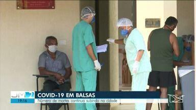 Sul do Maranhão ainda vive o pico da pandemia de Covid-19 - Números de mortes pelo novo coronavírus aumentou no fim de semana.