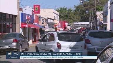 Jacupiranga teve queda de 50% em ocupação de leitos de UTI - Cidade do Vale do Ribeira teve queda na ocupação de leitos de Covid-19.