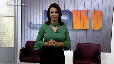 Veja os destaques do Jornal Anhanguera 1ª Edição desta terça-feira (11) - Entre os principais assuntos está conclusão das investigações sobre a morte do menino Danilo Sousa, em Goiânia.