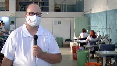 Empresas investem na fabricação de máscaras que prometem combater o coronavírus - No Alto Tietê, tem gente apostando na tecnologia.