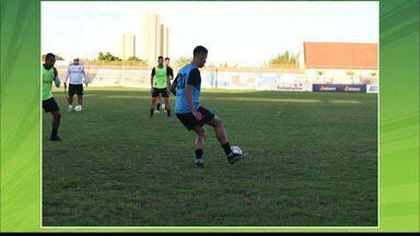 Preparação do Treze para o primeiro jogo da final contra o Campinense - Galo está pronto para a partida contra a Raposa