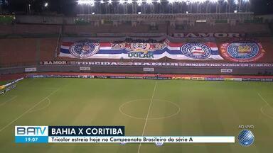 Futebol: Confira as notícias esportivas desta quarta-feira - Entre os destaques, está o jogo do Bahia contra Coritiba em Pituaçu.