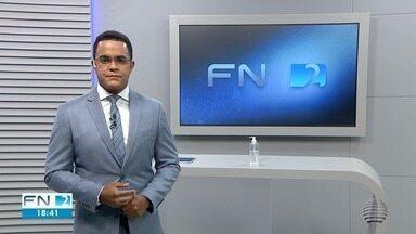 FN2 - Edição de Quarta-feira, 12/08/2020 - Lei que obriga uso de máscara não resulta em multa em Presidente Prudente. Pandemia da Covid-19 continua a avançar sobre a região. Cigarros contrabandeados do Paraguai são apreendidos em Estrela do Norte.