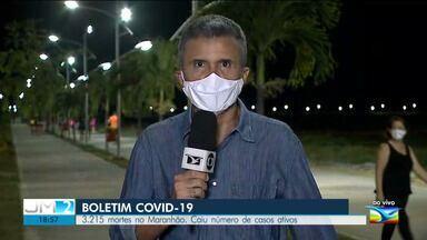 Confira os números atualizados da Covid-19 no Maranhão - Dados foram divulgados pela Secretaria de Estado da Saúde.