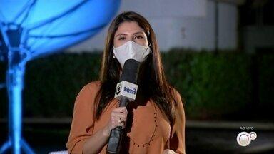 Dados da Covid-19 apontam para queda dos casos em Rio Preto - Os atendimentos por síndrome gripal realizados nas unidades respiratórias de São José do Rio Preto (SP) tiveram queda. Segundo a prefeitura, nesta semana epidemiológica houve diminuição de 1.135 atendimentos em comparação com a anterior.