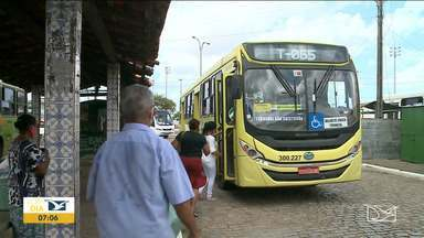 Usuários reclamam da insegurança no transporte público de São Luís - Levantamento mostra que, só no mês de julho, foram registrados 70 assaltos à ônibus na capital maranhense.