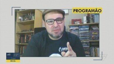 Programão: confira as lives previstas para essa quinta-feira - Tem música nova e live sobre história em quadrinhos.