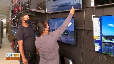 Durante pandemia, as vendas de móveis e eletrodomésticos em Pernambuco deram um salto - É o que aponta uma pesquisa divulgada pelo IBGE