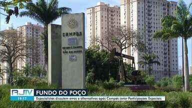 Especialistas discutem erros e opções após Campos, RJ, não receber Participações Especiais - Outros municípios da região também não receberam os royalties do petróleo.