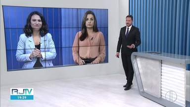 Veja a íntegra do RJ2 desta quinta-feira, 13/08/2020 - O RJ2 traz as principais notícias das cidades do interior do Rio.
