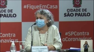 SP bate recorde de casos e de mortes de Covid após mudança no critério do governo federal - Estado de São Paulo registrou 455 mortes por Covid-19 nesta quinta-feira (13) e mais de 19 mil casos confirmados.