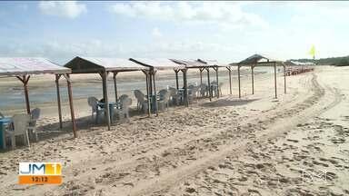 Novo relatório aponta que todas as praias de São Luís estão poluídas - Confira os destaques do JM1 deste sábado (15).
