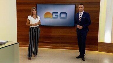 Confira os destaques do Bom Dia Goiás de segunda-feira (17) - Dupla de Cauan, Cleber relata preocupação com internação do parceiro na UTI por causa da Covid-19: 'Aflição'.