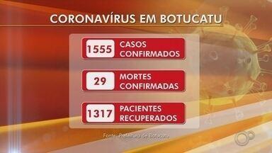 Veja os números do coronavírus na região do centro-oeste paulista - Prefeituras divulgam diariamente os boletins com casos e mortes por Covid-19.