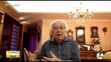 Ivo Amaral comenta os destaques do esporte paraense nesta segunda-feira (17) - Ivo Amaral comenta os destaques do esporte paraense nesta segunda-feira (17)