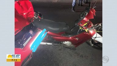 Quadro Mobilidade mostra acidentes de trânsito na Grande Aracaju - Quadro Mobilidade mostra acidentes de trânsito na Grande Aracaju.