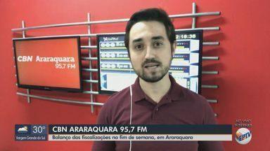 Leitos de UTI destinados para a Covid-19, na Santa Casa de Araraquara, estão lotados - Mais informações com o apresentador da CBN Milton Filho.