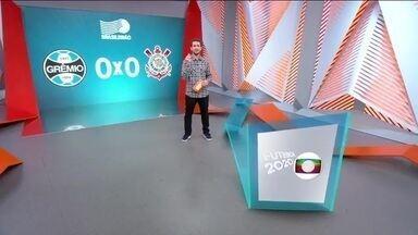 Veja o Globo Esporte SP de segunda-feira, 17/08/2020 - Veja o Globo Esporte SP de segunda-feira, 17/08/2020