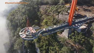 Giane Guerra comenta investimentos no turismo na serra gaúcha - Assista ao vídeo.