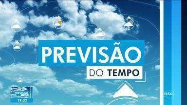 Veja como fica o tempo em Santa Catarina - Veja como fica o tempo em Santa Catarina