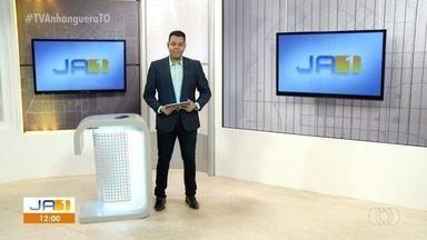 Confira os destaques do JA1 desta quarta-feira (19) - Confira os destaques do JA1 desta quarta-feira (19)