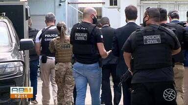 Tio suspeito de estuprar e engravidar menina de 10 anos chega à prisão - Ele foi encontrado em Minas Gerais.