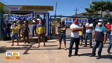 Funcionários dos Correios continuam em greve por tempo indeterminado - Paralisação é nacional e pode afetar entrega de mercadorias.