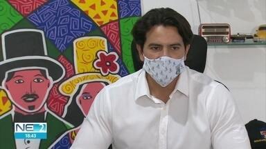 Vice-prefeito de Olinda diz que foi ameaçado de morte e agredido por bandidos - Márcio Botelho contou com detalhes como tudo aconteceu